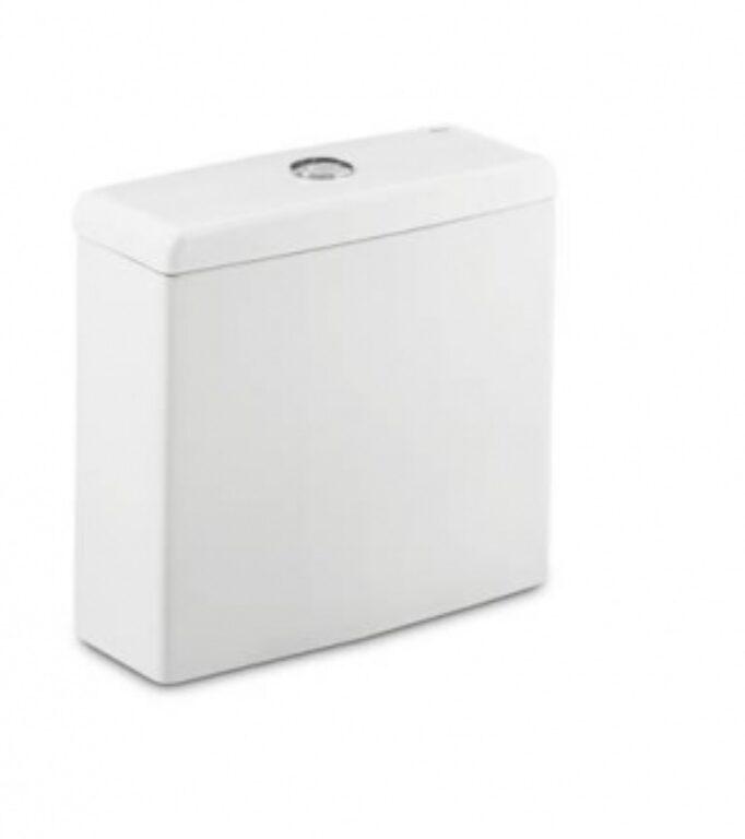 ROCA Meridian WC nádrž bílá armatura Dual Flush 7341242000 I.j. - Sanitární keramika / Příslušenství k sanitární keramice