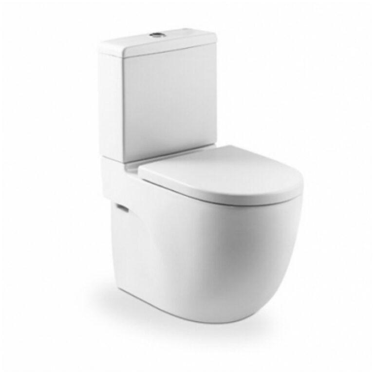 ROCA Meridian WC kombi mísa bílá vario odpad 7342248000 I.j. - Sanitární keramika / WC / Toalety / Klozety