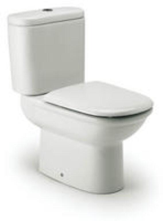 GIRALDA WC kombi mísa bílá 7342466000 I.j. - Sanitární keramika  / WC - toaleta  / Katalog koupelen