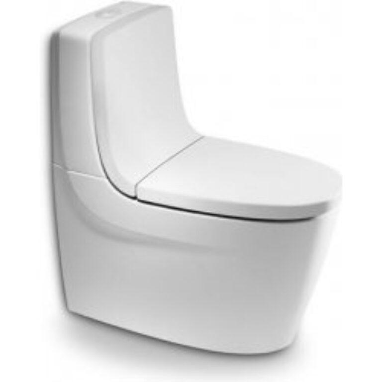 ROCA Khroma WC kombi mísa s hlubokým splach. Vario odpad 7342657000 I.j. - Doprodej koupelnového vybavení / Sanitární keramika v doprodeji / Příslušenství k sanitární keramice ve slevě