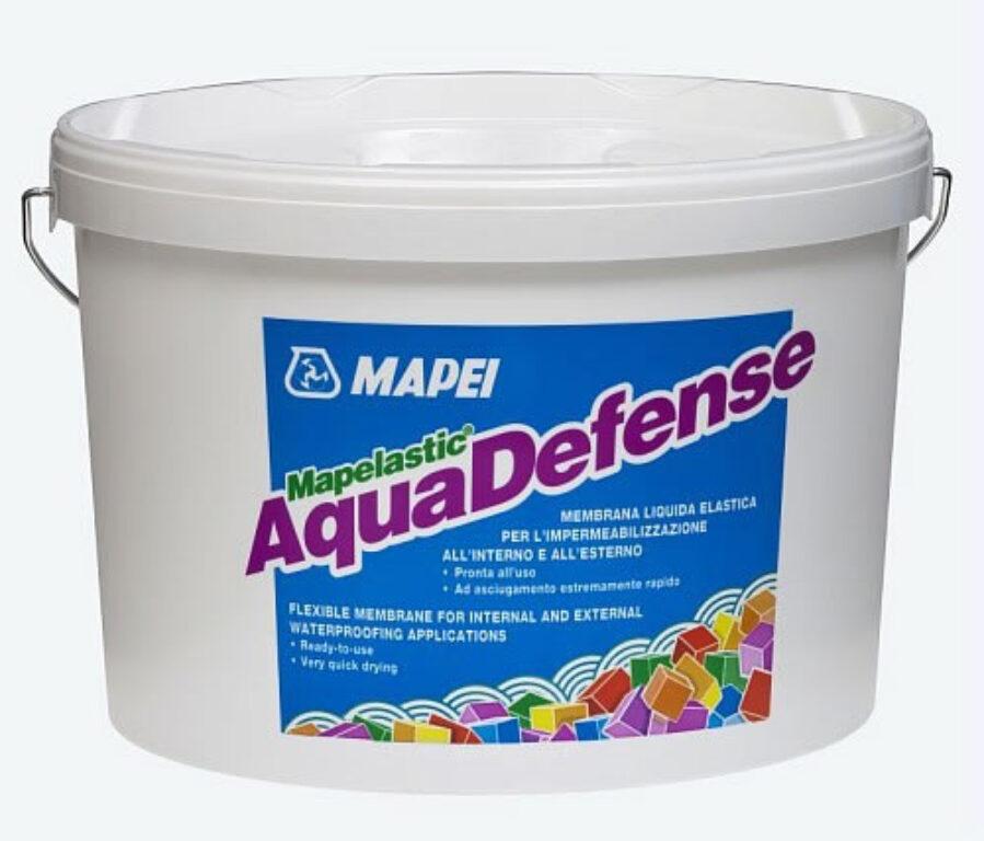 M-Mapelastic aquadefense á 15kg - Stavební chemie / Příprava podkladu