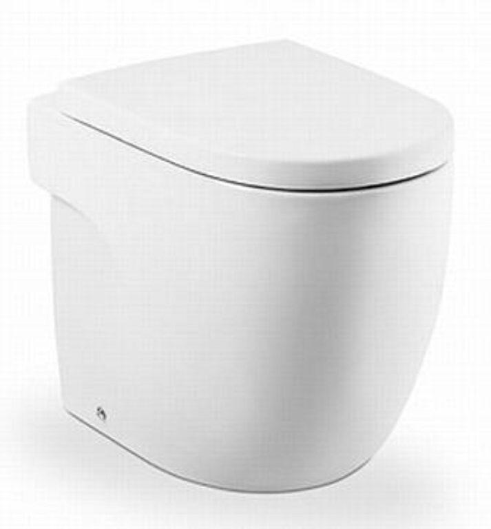 ROCA Meridian WC samostatně stojící bílý hluboké splach. 7347247000 I.j. - Sanitární keramika / WC / Toalety