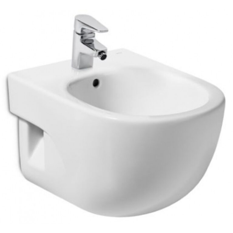 ROCA Meridian závěsný bidet Compact 7357246000 I.j. - Sanitární keramika / Bidety