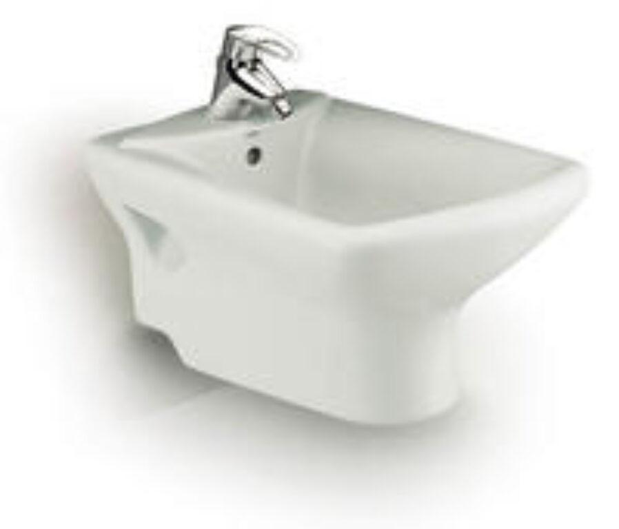 SIDNEY bidet závěsný bílý 7357385000 I.j. - Doprodej koupelnového vybavení / Sanitární keramika v doprodeji / Bidety ve slevě