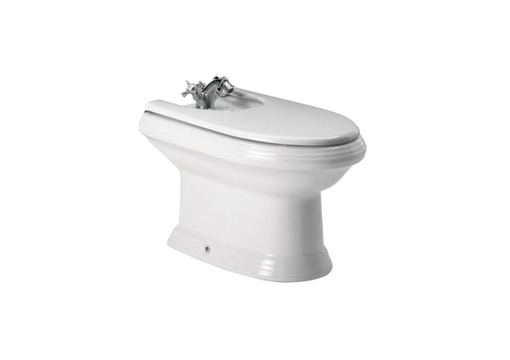 ROCA America bidet stojící bílý 7357490000 l.j. - Sanitární keramika  / Bidety - WC / Katalog koupelen