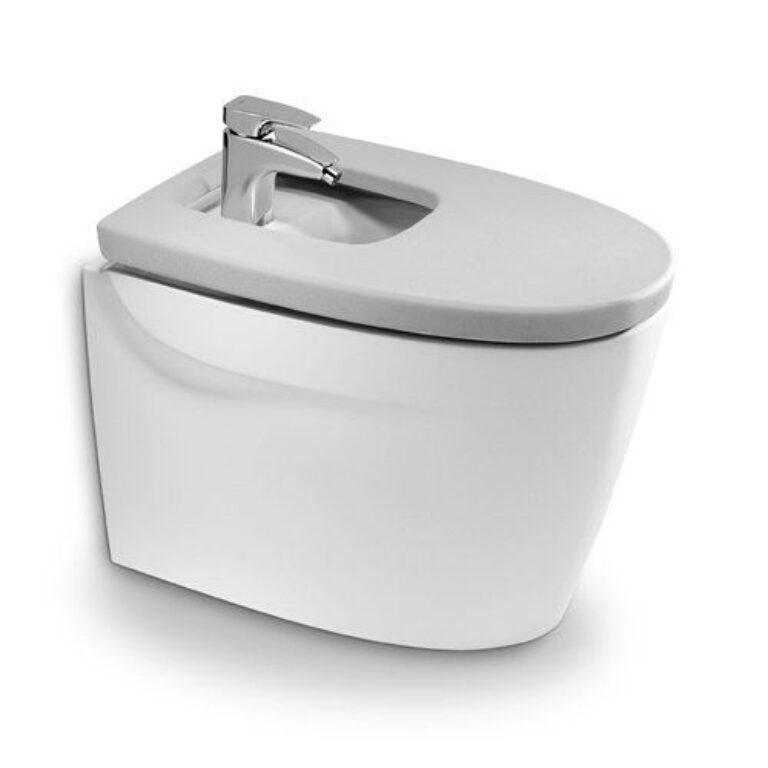 ROCA Khroma bidet stojící bílý 7357657000 l.j. - Sanitární keramika  / Bidety - WC / Katalog koupelen