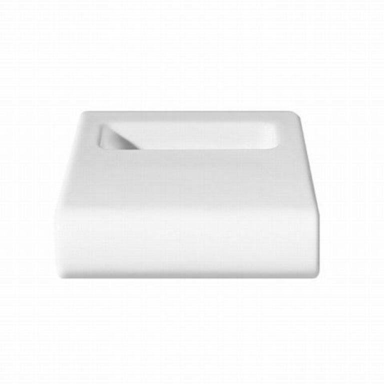 ROCA Meridian boční nástavec s Maxiclean bílý 738724000M I.j. - Sanitární keramika / Příslušenství k sanitární keramice