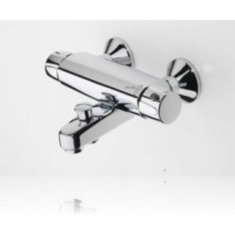 ORAS NOVA vanová+sprchová termostatická bat. 7462CY chrom - Vodovodní baterie / Termostatické baterie