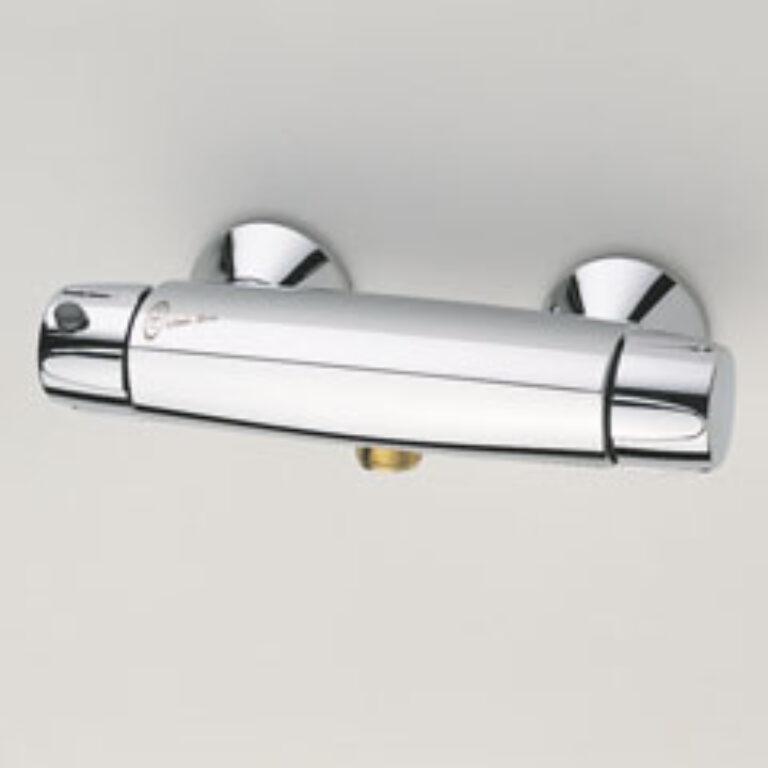 ORAS NOVA termostatická bat. 7470CY chrom - Doprodej koupelnového vybavení / Vodovodní baterie v akci / Zlevněné sprchové baterie