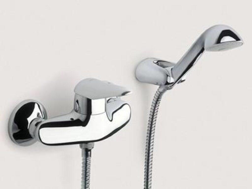 ROCA MONODIN TOP sprchová páková baterie chrom 75A2035C00 I.j. - Doprodej koupelnového vybavení / Vodovodní baterie / Sprchové baterie