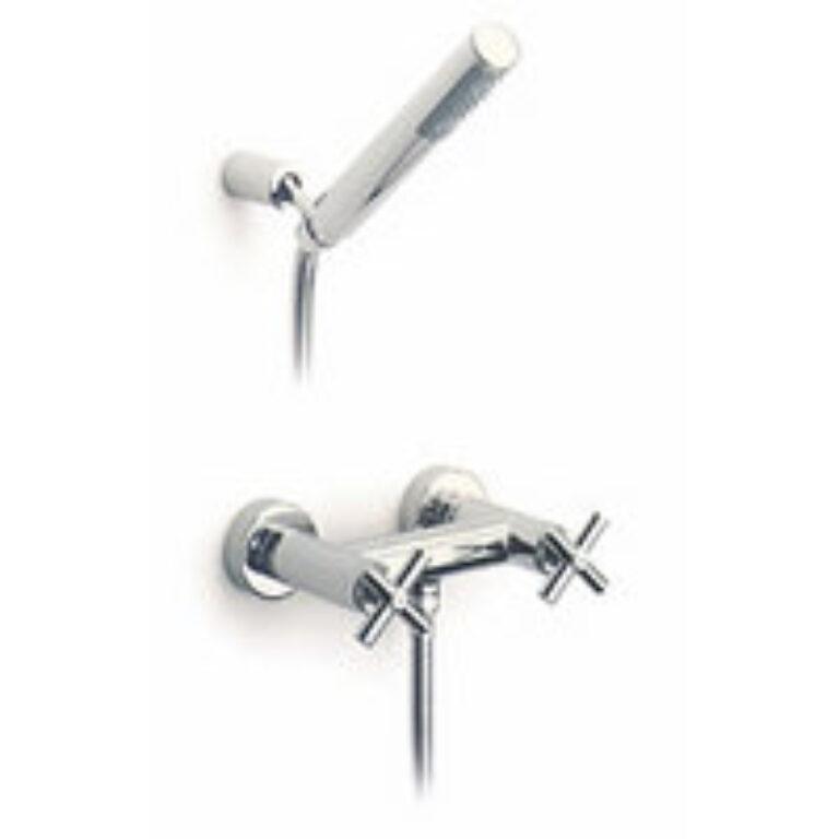 ROCA Loft baterie sprchová kohoutková chrom - Doprodej koupelnového vybavení / Vodovodní baterie / Sprchové baterie