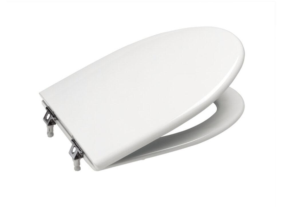 ROCA America WC sedátko bílé Softclose 7801492004 I.j. - Sanitární keramika / Příslušenství k sanitární keramice