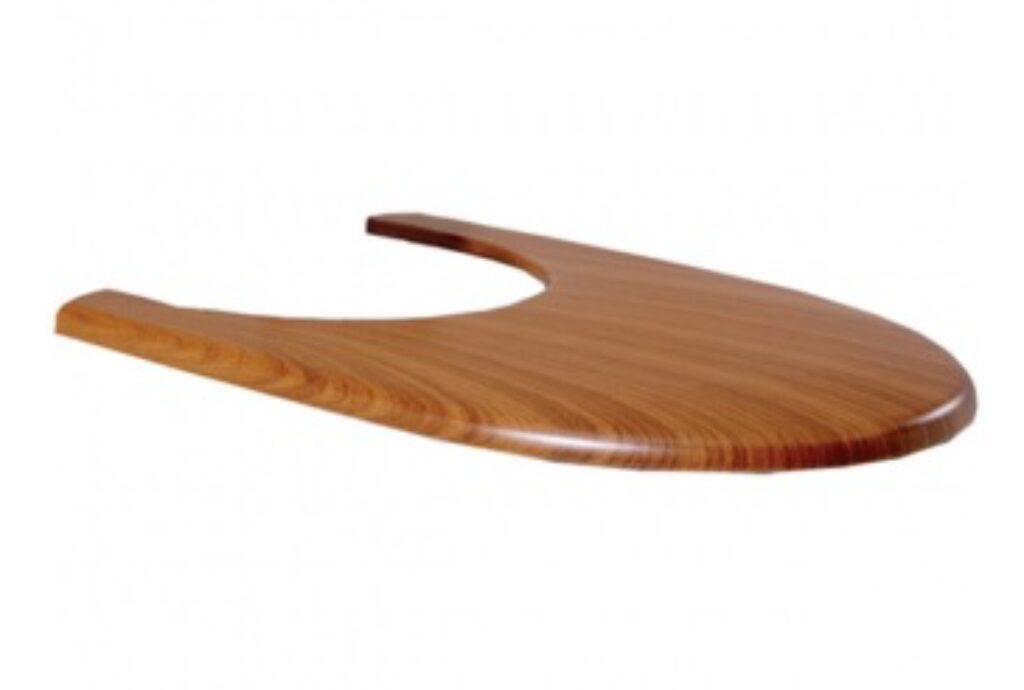 ROCA America poklop bidetu imitace dřeva (třešeň) 7806490M14 l.j. - Sanitární keramika / Příslušenství k sanitární keramice