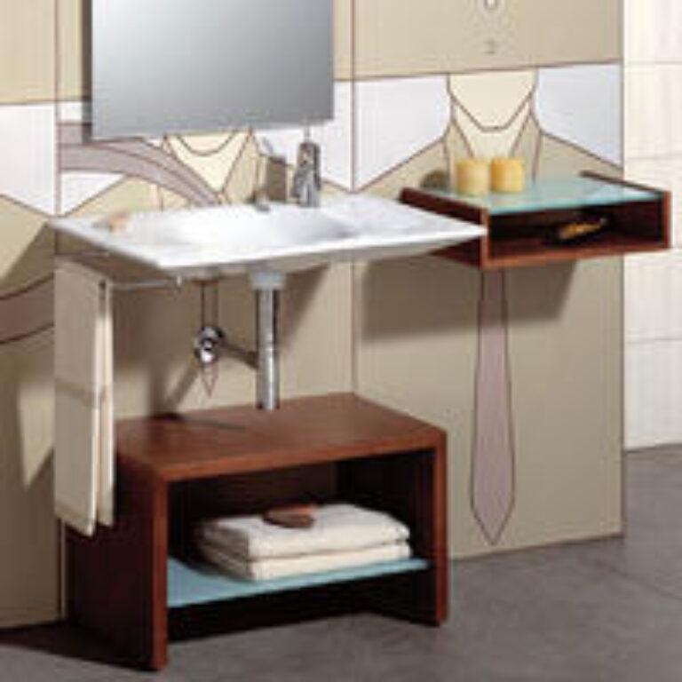 KALAHARI madlo na ručník chrom 7840523001 I.j. - Koupelnové doplňky / Doplňky do koupelny / Katalog koupelen