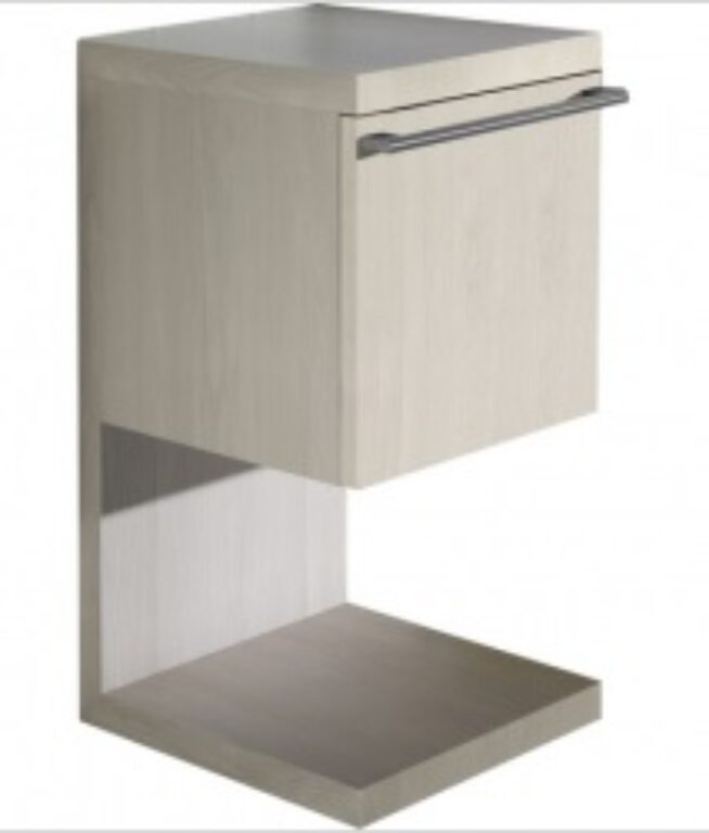 ROCA Hall nástěnná spodní skříňka s policí dub/dub 7856434611 I.j. - Koupelnový nábytek / Doplňkové skříňky / Katalog koupelen
