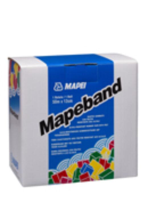 M-Mapeband pogumovaný pás š.12cm(bal.10m) - Stavební chemie / Příprava podkladu