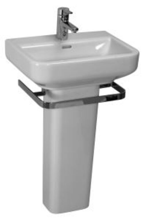 FORM umyv.55x42cm bílé 1067.2(ch104) I.j. - Sanitární keramika  / Umyvadla do koupelny / Katalog koupelen