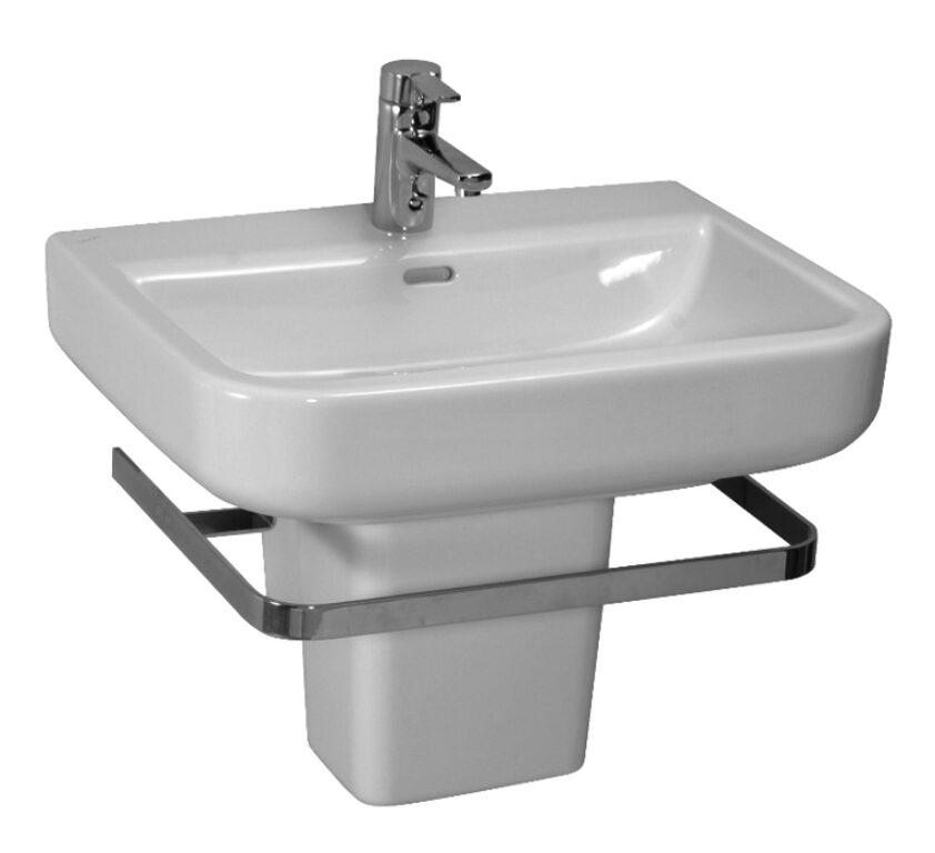 FORM umyv.60x45cm bílé 1067.3(ch104) I.j. - Doprodej koupelnového vybavení / Sanitární keramika v doprodeji / Umyvadla do koupelny v akci