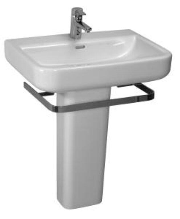 FORM umyv.70x50cm bílé 1067.5(ch104) I.j. - Doprodej koupelnového vybavení / Sanitární keramika v doprodeji / Umyvadla do koupelny v akci