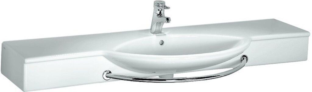 LAUFEN PALACE umyvadlo 120x55cm do nábytku bílé s LCC 1251.3(ch400) I.j. - Sanitární keramika / Umyvadla do koupelny