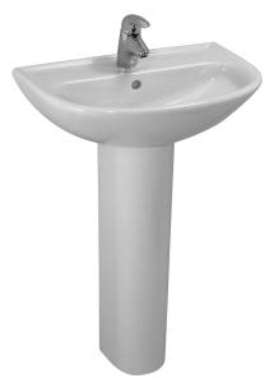PRO-C umyv.Compact 55x40cm bílé 1495.1(ch104) I.j. - Sanitární keramika / Umyvadla do koupelny