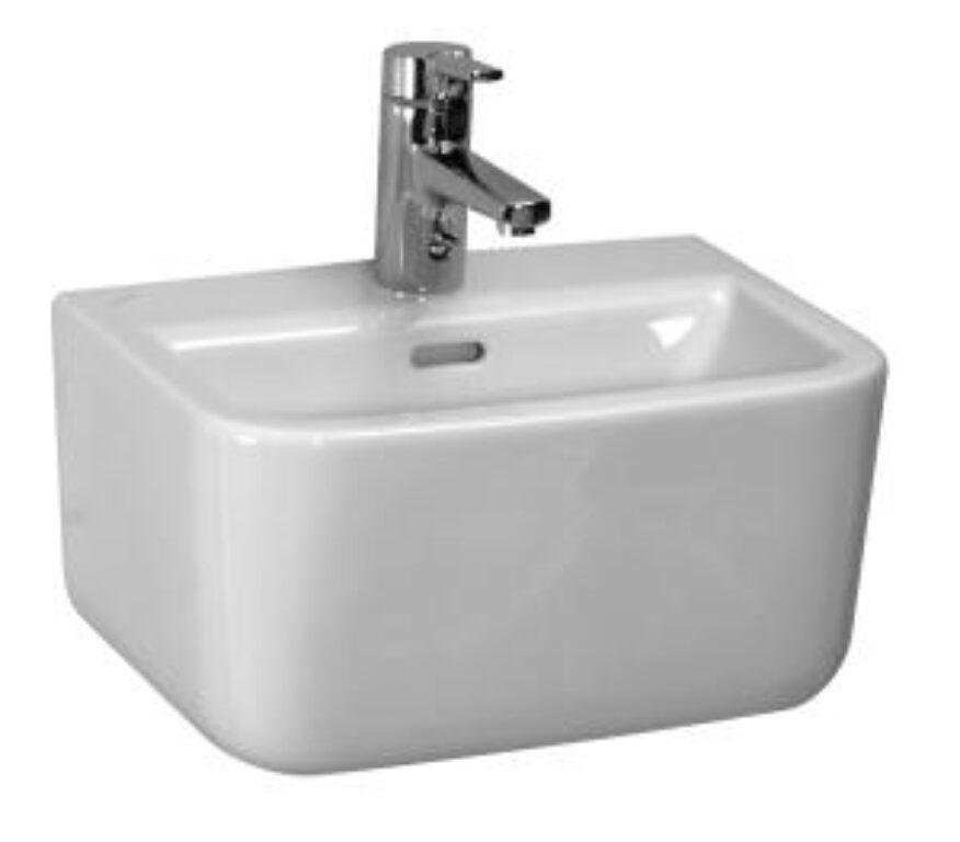 FORM umývátko 45x32cm bílé 1567.4(ch109) I.j. - Doprodej koupelnového vybavení / Sanitární keramika v doprodeji / Umývátka