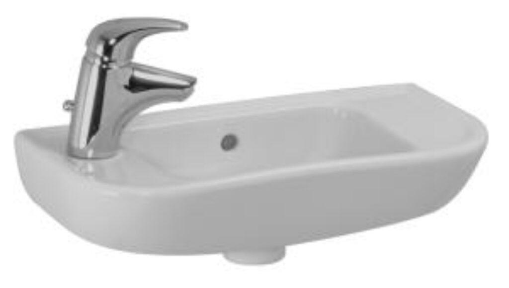 PRO-C umývátko 50x25cm bílé 1695.7(ch105) I.j. - Sanitární keramika  / Umývátka / Katalog koupelen