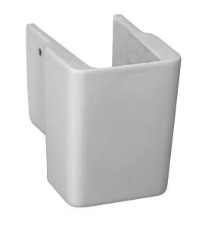 FORM kryt bílý 1967.1 I.j. - Doprodej koupelnového vybavení / Sanitární keramika v doprodeji / Příslušenství k sanitární keramice ve slevě