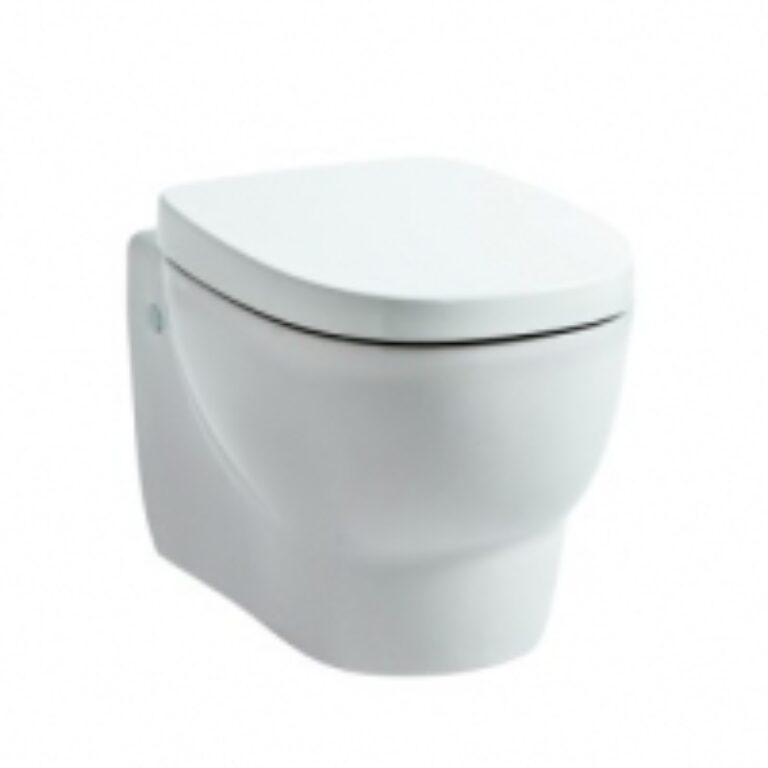 LAUFEN MIMO WC závěsný s hlubokým splachováním bílý 2055.0(ch000) I.j. - Sanitární keramika / WC / Toalety