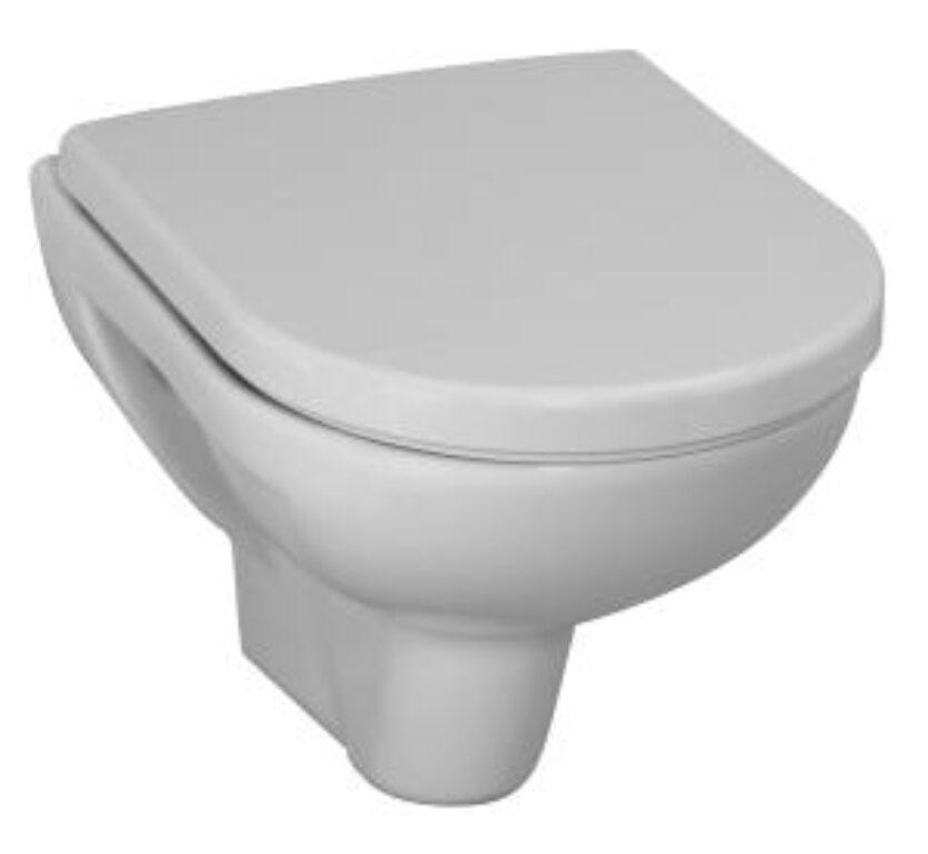PRO-A,B,C WC závěsný Compact bílý 2095.2 I.j. - Doprodej koupelnového vybavení / Sanitární keramika v doprodeji / WC / Toalety v akci
