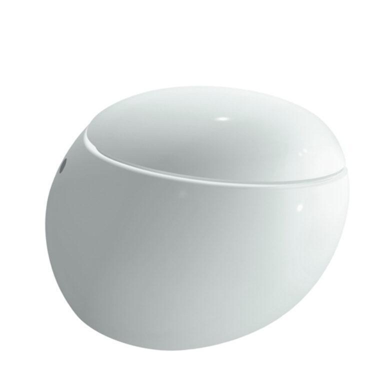 LAUFEN ALESSI One WC závěsný  bílá LCC 2097.6 I.j. - Sanitární keramika / Příslušenství k sanitární keramice