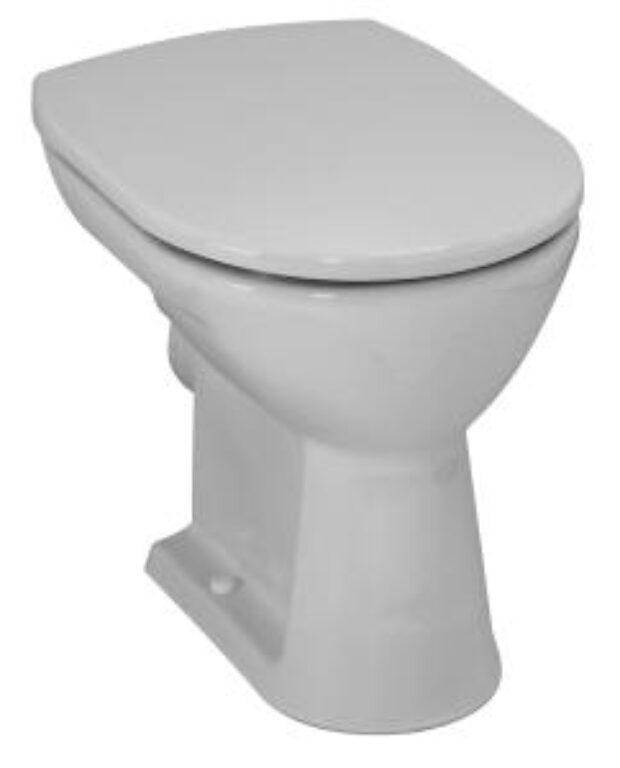 PRO-A,B,C klozet stojící bílý 2195.8 I.j. - Doprodej koupelnového vybavení / Sanitární keramika v doprodeji / WC / Toalety v akci / Klozety