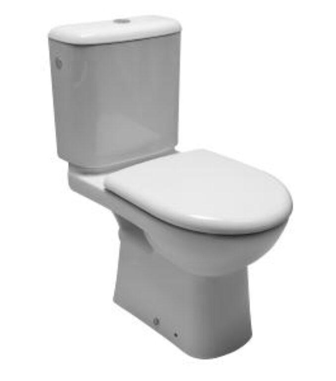 DEEP WC kombi stojící bílý 2261.6(ch241) I.j. - Doprodej koupelnového vybavení / Sanitární keramika v doprodeji / WC / Toalety v akci