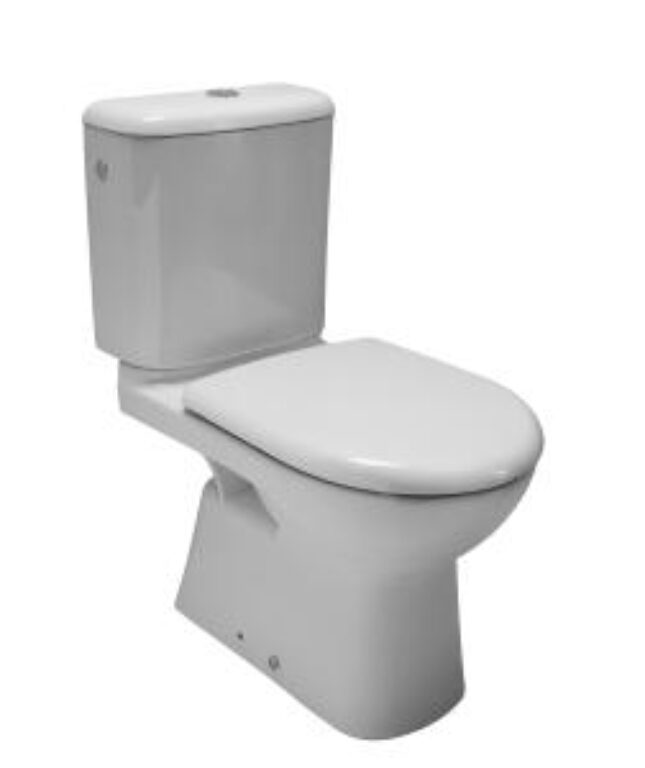 DEEP WC kombi stojící bílý 2261.7(ch241) I.j. - Sanitární keramika  / WC - toaleta  / Katalog koupelen
