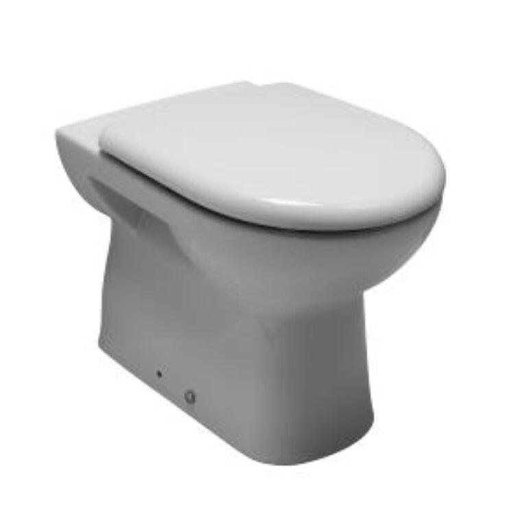 DEEP klozet stojící VARIO bílý 2361.5 I.j. - Sanitární keramika  / WC - toaleta  / Katalog koupelen