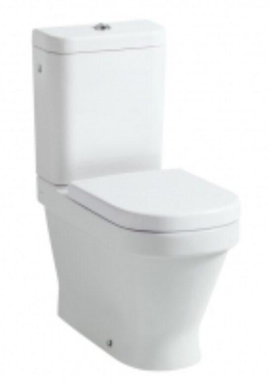 LAUFEN LB3 WC kombi mísa bílá 2468.4 I.j. - Sanitární keramika / WC / Toalety / Klozety