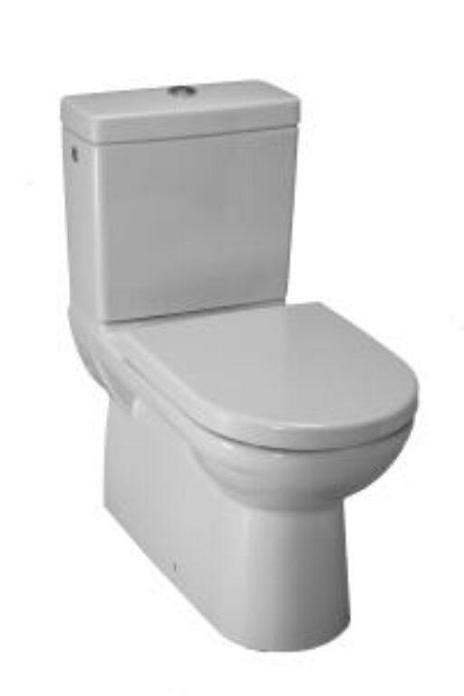 PRO-A,B,C WC kombi mísa stojící bílá 2495.8(ch000) I.j. - Doprodej koupelnového vybavení / Sanitární keramika v doprodeji / WC / Toalety v akci