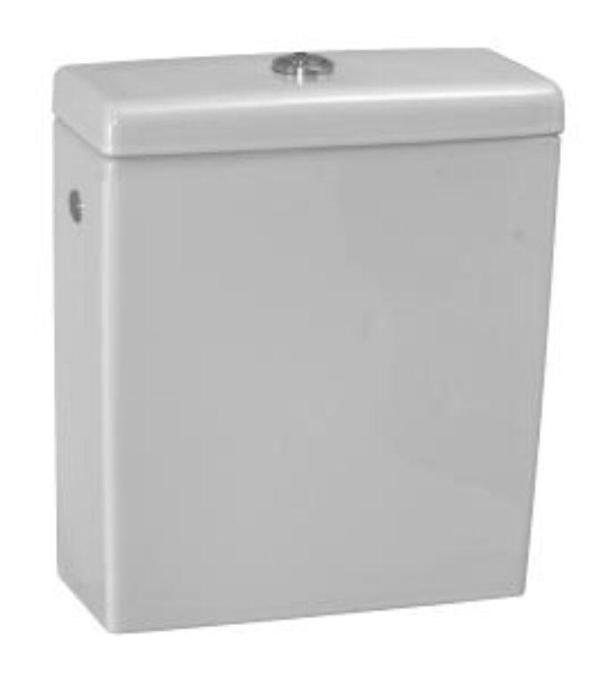 FORM nádrž bílá 2767.0(ch278) I.j. - Doprodej koupelnového vybavení / Sanitární keramika v doprodeji / Příslušenství k sanitární keramice ve slevě