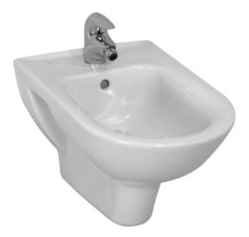 PRO-A,B,C bidet závěsný bílý 3095.1(ch304) I.j. - Sanitární keramika  / Bidety - WC / Katalog koupelen