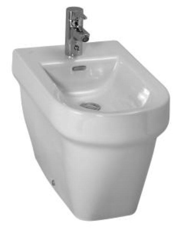 FORM bidet stojící s 1 otvorem pro baterii 3167.1(ch304) I.j. - Sanitární keramika  / Bidety - WC / Katalog koupelen