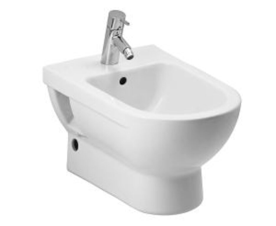 MIO bidet závěsný bílý 3171.1(ch304) I.j. - Sanitární keramika  / Bidety - WC / Katalog koupelen