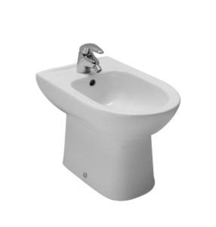 DEEP bidet stojící bílý 3261.1 (ch304) I.j. - Sanitární keramika  / Bidety - WC / Katalog koupelen