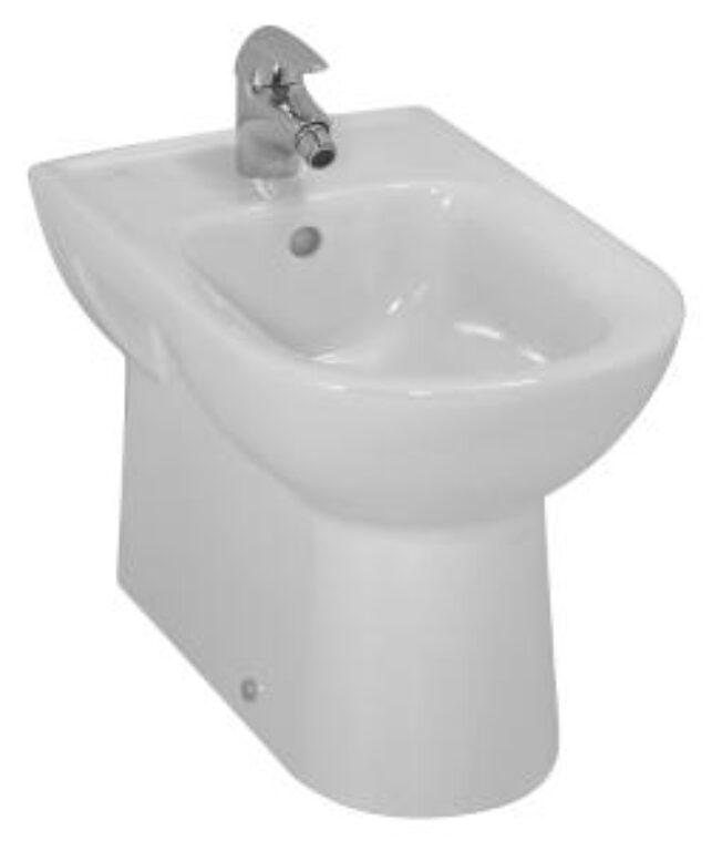 PRO bidet stojící bílý 3295.1(ch304) I.j. - Doprodej koupelnového vybavení / Sanitární keramika v doprodeji / Bidety ve slevě