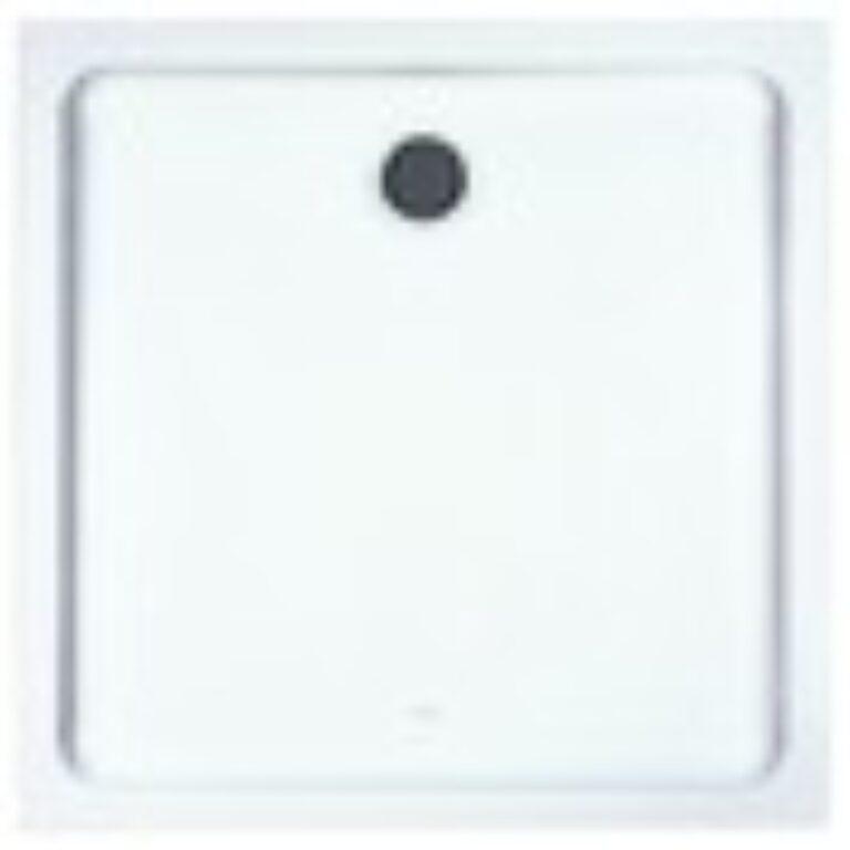 MERANO vanička keramická 80/80/6,5 Anti Slip 5295.1(ch000) I.j. - Sprchové kouty pro koupelny / Sprchové vaničky do koupelny / Čtvercové vaničky / Katalog koupelen