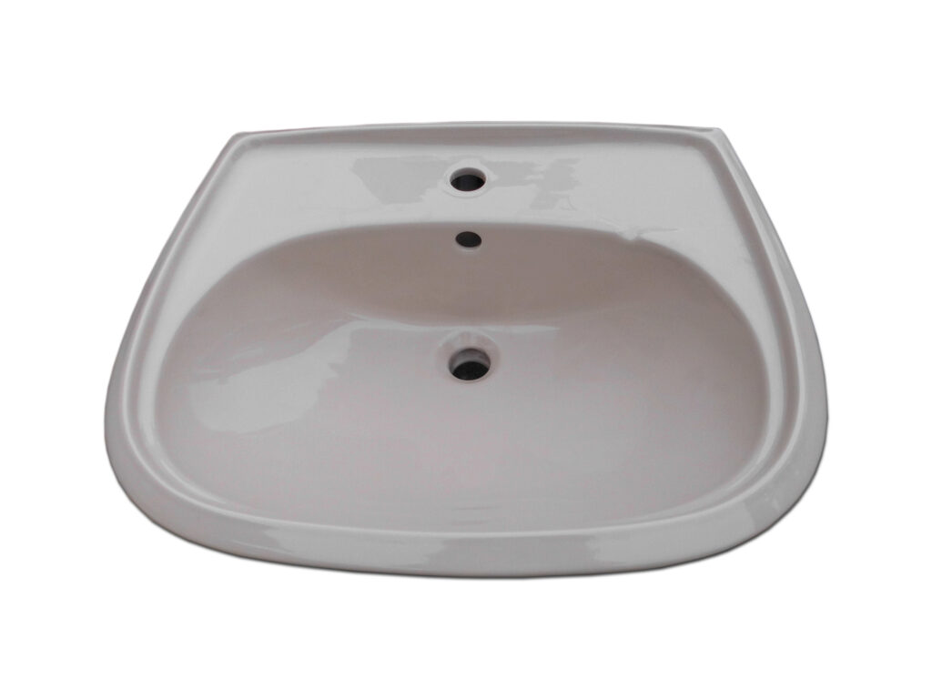 NORMA umyv.60cm bahama s otv. 81431.118 I.j. - Sanitární keramika / Umyvadla do koupelny