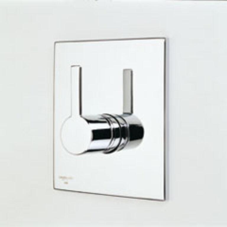 ORAS ALESSI sprchová podomít.bat. 8597 chr. - Vodovodní baterie / Sprchové baterie / Katalog koupelen
