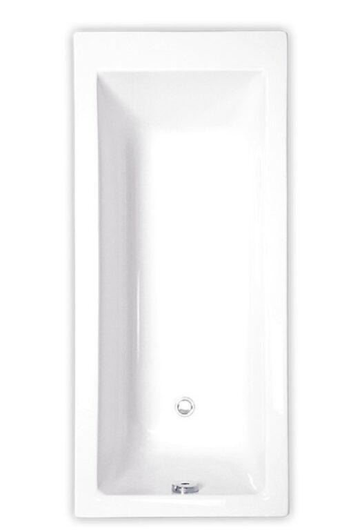 ROL-Kubic vana 180/80 bílá (8960000) - Vany / Vanové zástěny