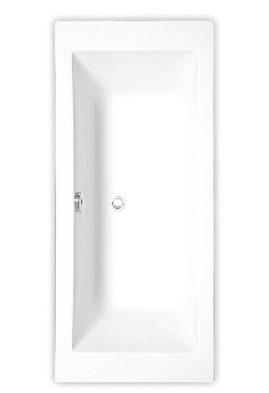 ROL-Kubic vana 190/90 bílá (9390000) - Vany / Vanové zástěny