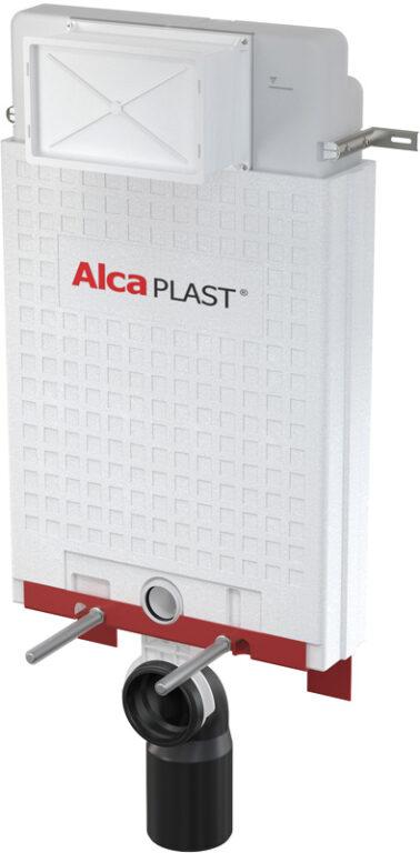 Alcamodul - předstěnový instalační systém pro zazdívání A100/1000 - Sanitární keramika  / WC - toaleta  / Podomítkové moduly / Katalog koupelen