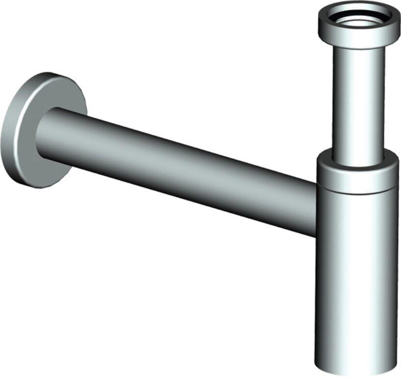Sifon umyvadlový průměr 32mm DESIGN celokovový A400 - Sanitární keramika / Příslušenství k sanitární keramice